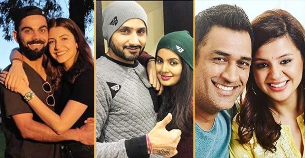 Check out the most beautiful life partners, lady loves of Indian cricketers