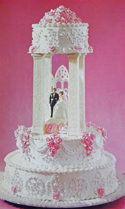 Good Things by David: Vintage Wilton Wedding Cakes