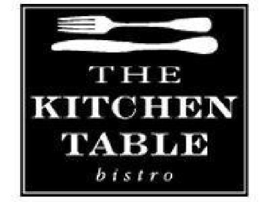 The Dining Room - Picture of The Kitchen Table Bistro, Richmond ...