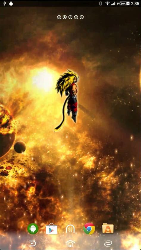 Dragon Ball Z : Worlds End Android Live Wallpaper   YouTube