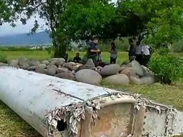 GNews - Malásia MH370 (Foto: Reprodução/GloboNews)