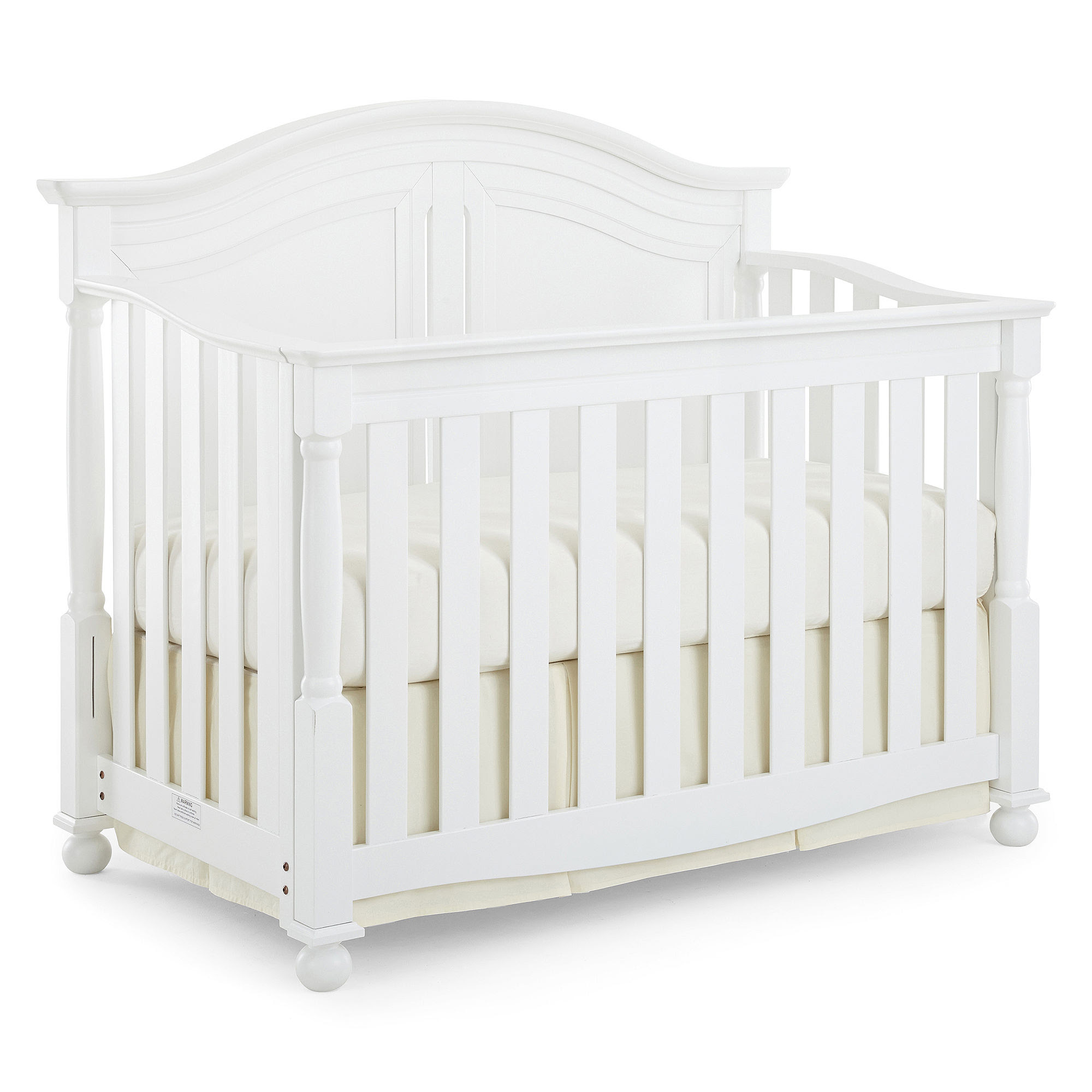 BUY Bedford Baby Monterey Convertible Crib - White NOW ...