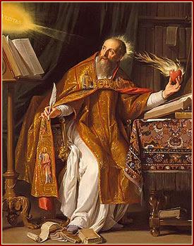 SAN AGUSTÍN, Obispo, Confesor y Doctor de la Iglesia