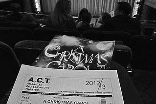 A Christmas Carol - Program