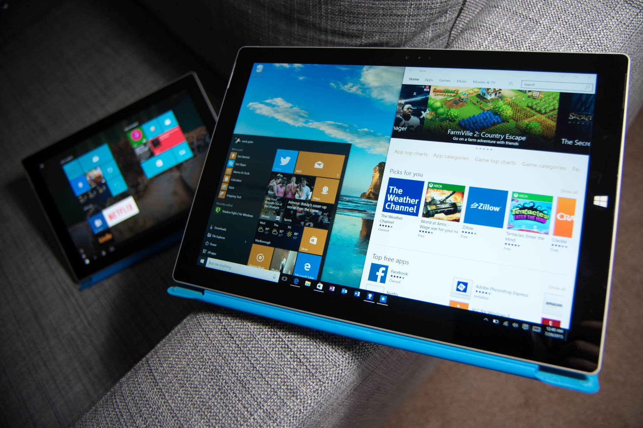 Windows 10 build 14332 brings Cortana search for Office 365 and more