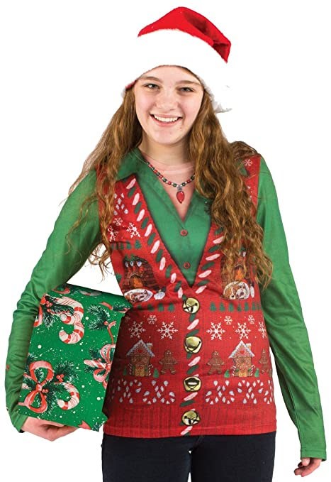 CHRISTMAS WEAR FOR LADIES