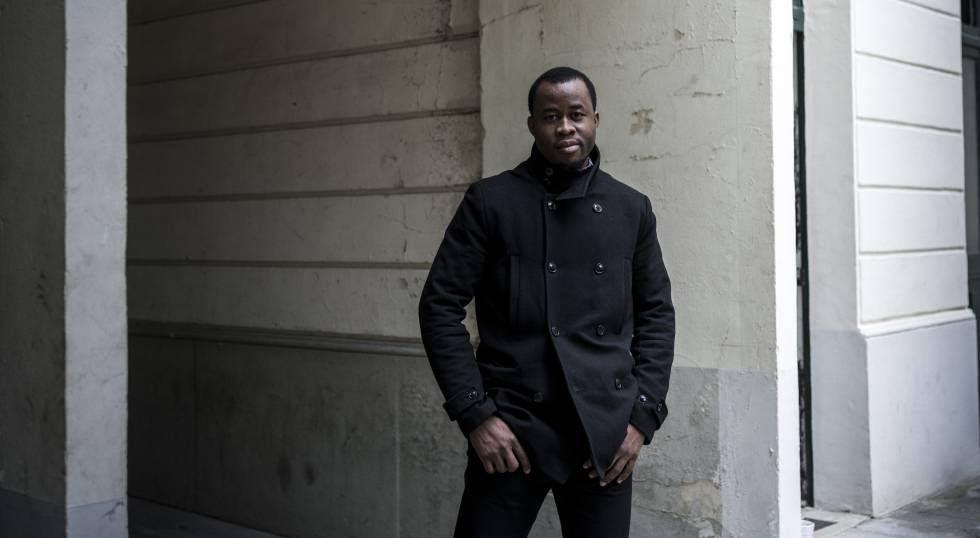 El escritor Chigozie Obioma.