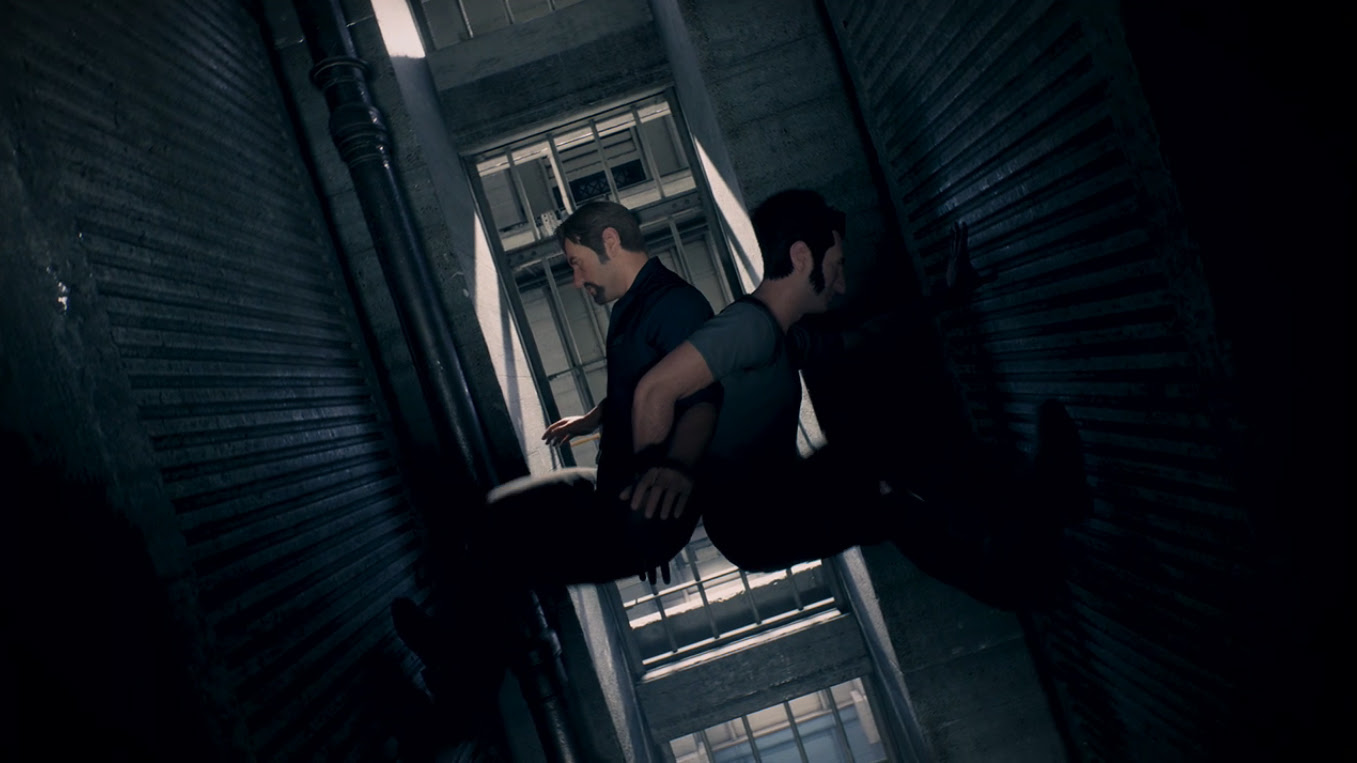 A Way Out looks set to realize our Shawshank Redemption gaming dreams screenshot