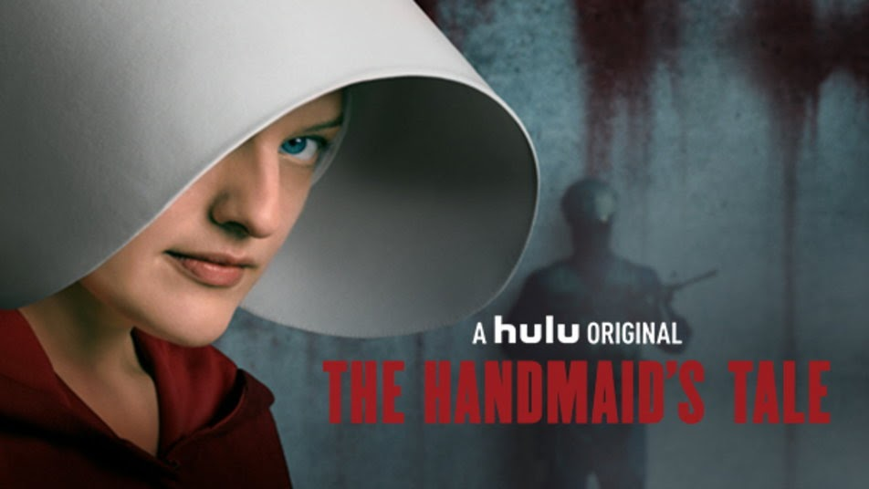 handmaid's quotes throwing a pillow at commander