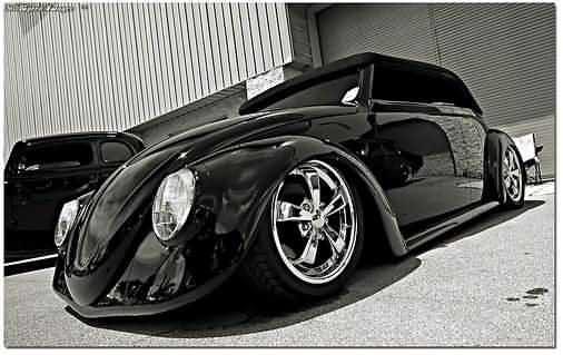 Gambar | Mobil Drag VW Kodok Beetle