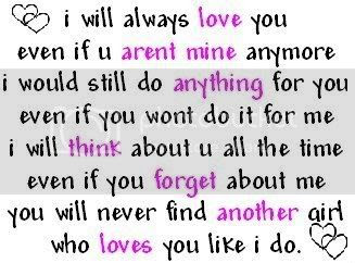 I Will Always Love You Quotes Quotes About Love