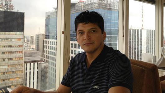 O deputado Marcos Caldas (Reprodução/Facebook)
