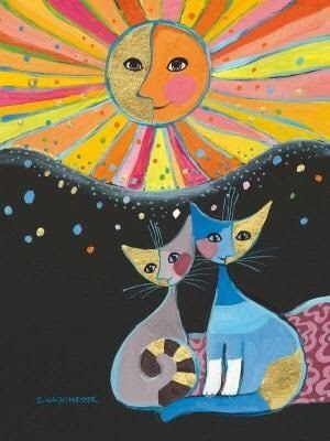 rosina wachtmeister katzen malvorlagen