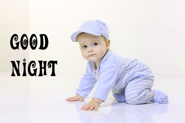 Cute Baby Good Night Images Pics HD Download