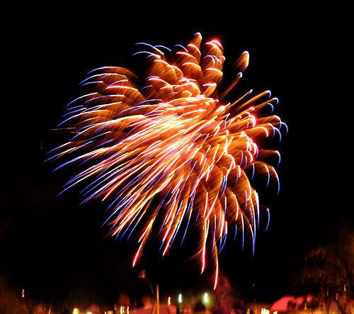 firework :: rakett
