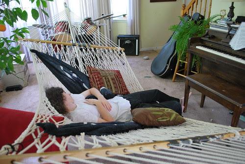 Summer of the hammock