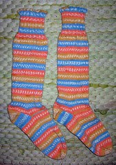 Holiday Detour Socks