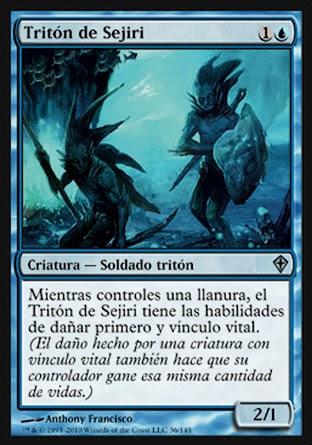 Tritón de Sejiri