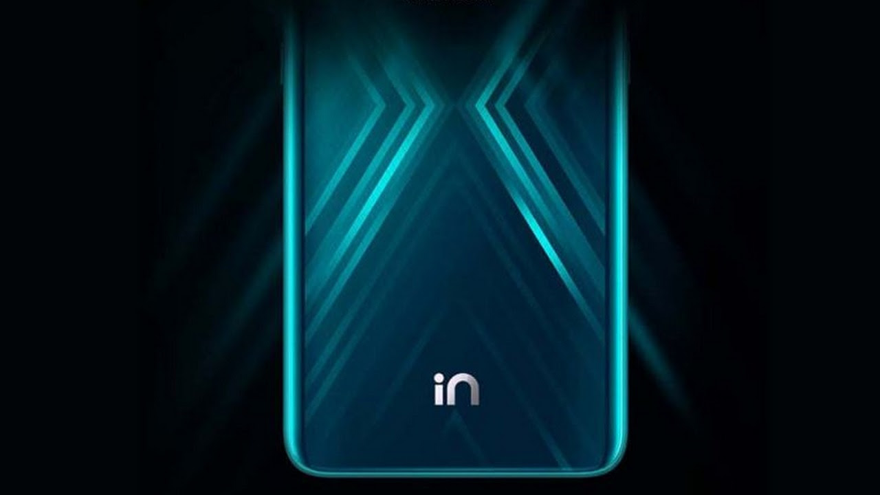 Micromax 'In' series teaser.