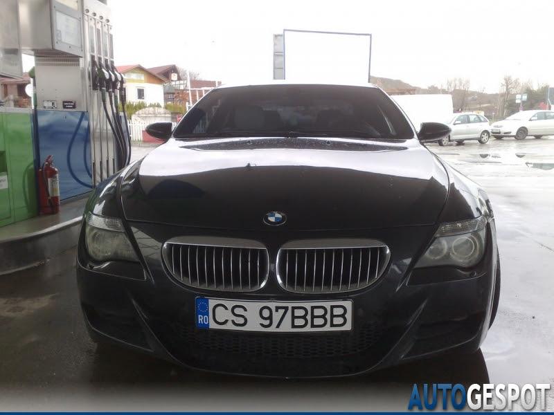 Bmw M6 E63 14 Aprilie 2011 Autogespot