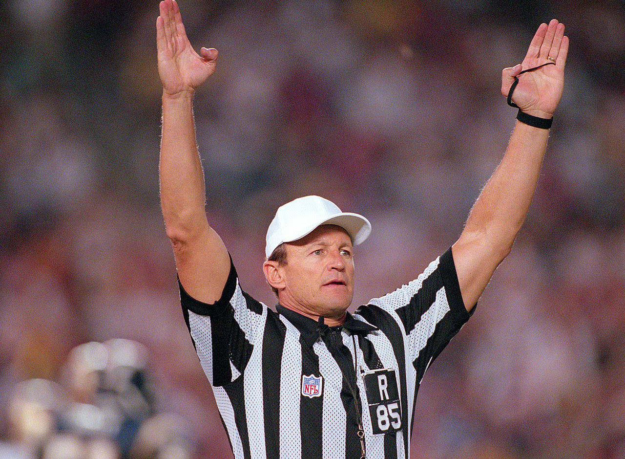 Ed Hochuli Through The Years  NFL.com