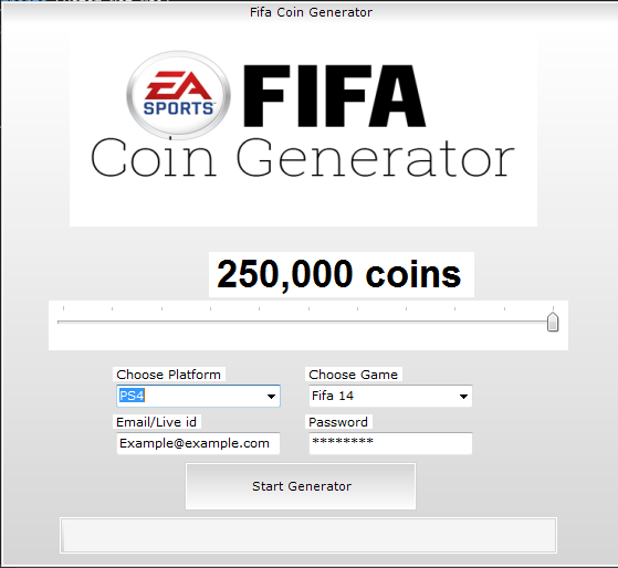 Image Result For Fifa Coin Generator No Survey