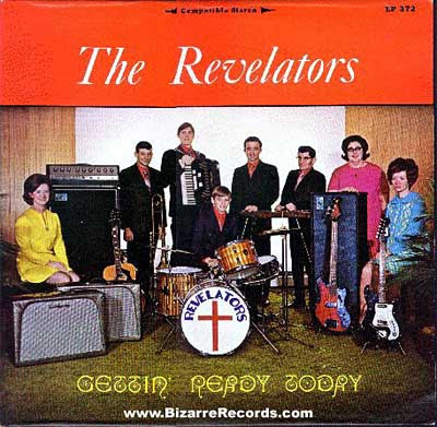 The Revelators did at least one record...