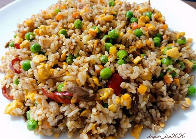 Resep Memasak Nasi Goreng Tuna Anti Ribet