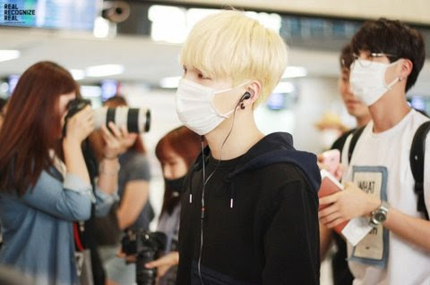 Im Already Wondering What Kind Of Hair Color Suga Will Have Next