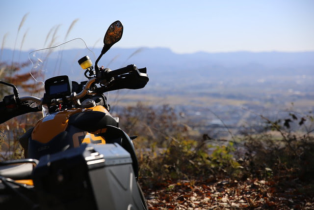 F800GS 20131123 走り収めツーリング