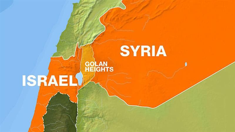 MAJOR UPDATE: United Nations Security Council Officially Rejects Israel's Claim To The Golan Heights