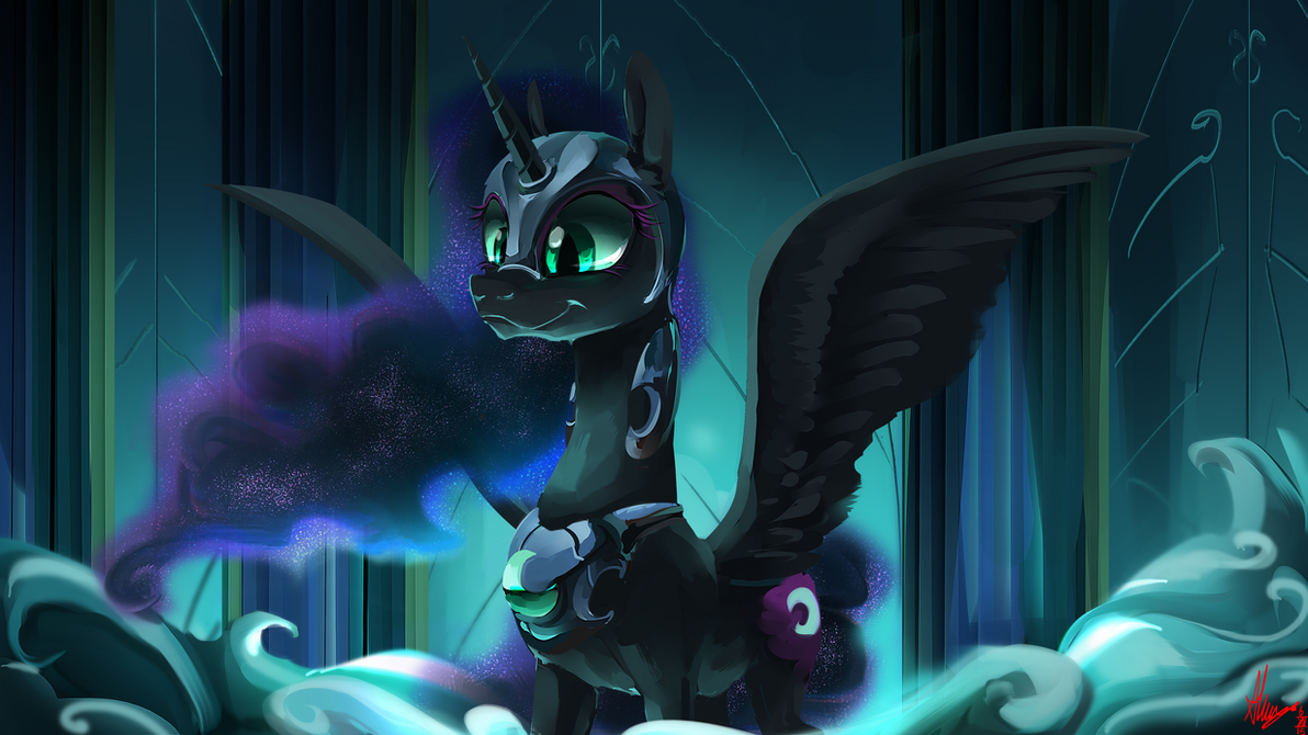 I am the ruler of the Equestria! by Alumx