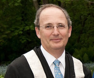 Le recteur de l'Université Bishop's, Michael Goldbloom