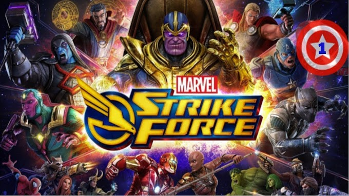 Marvel Games Android 1
