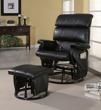 Best Swivel Chairs Glider Rocker Recliner With Ottoman