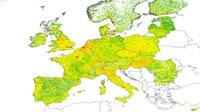 Περιβάλλον: Νέοι χάρτες προσφέρουν στους ευρωπαίους λεπτομερείς εικόνες της ατμοσφαιρικής ρύπανσης που προέρχεται από διάσπαρτες πηγές