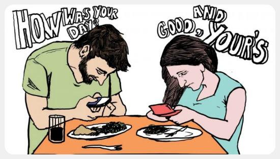 ادمان الانترنت ـ ادمان فيسبوك ـ إدمان الموبايل (3)