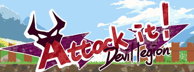 Attack it! Devil Legion [v1.21] [Poring]