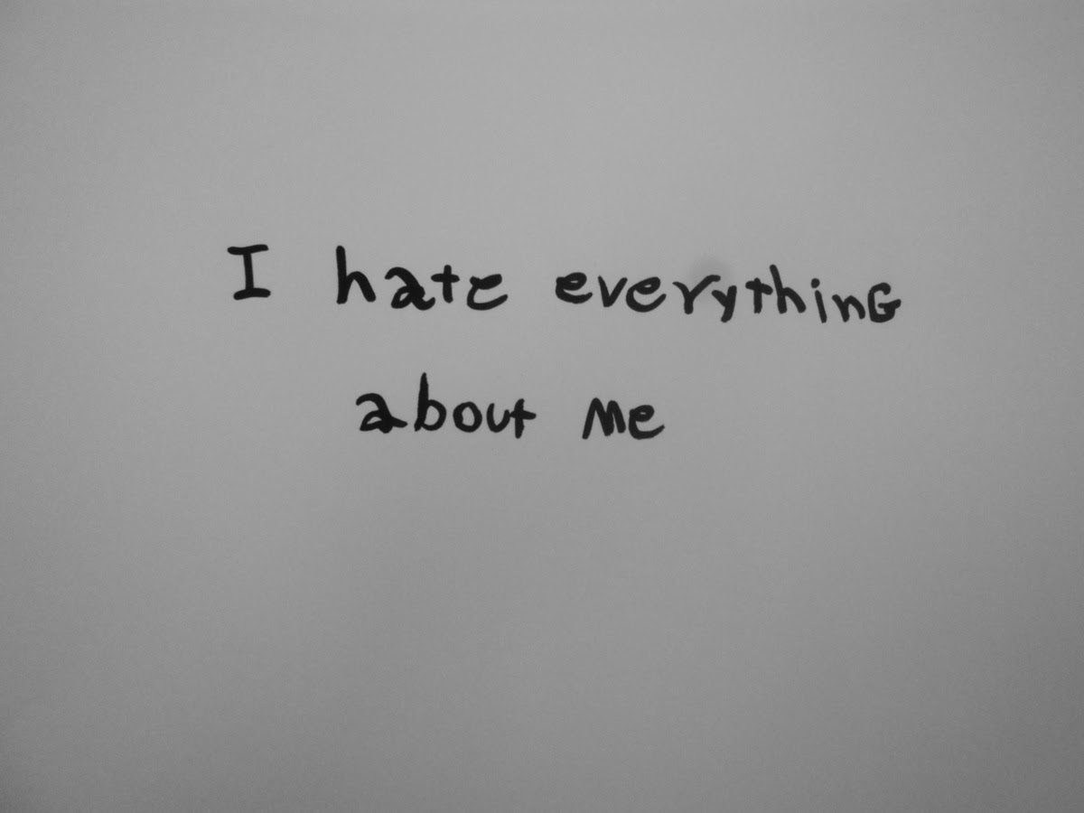 I Hate Everything About Me Missing You Quote Quotespicturescom