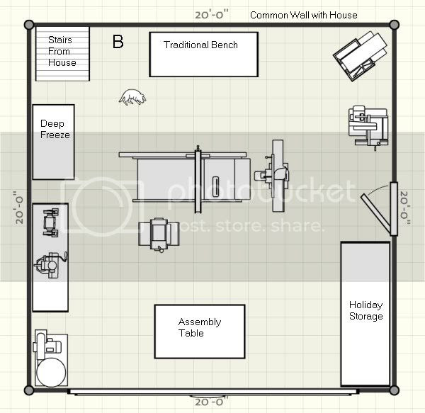 Help with shop layout? - BT3Central Forums