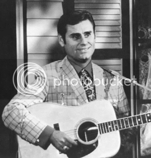George Jones Classic Country guitar