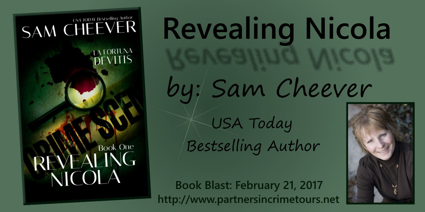 Revealing Nicola by Sam Cheever Tour Banner