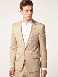 Vito 1 Button Blazer