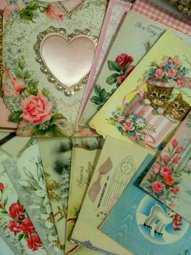 Vintage Greeting Cards! 2