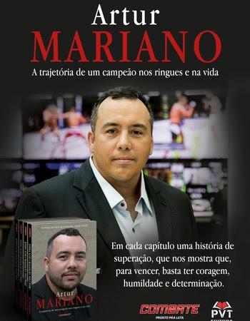 Livro de Artur Mariano (Foto: divulgação)