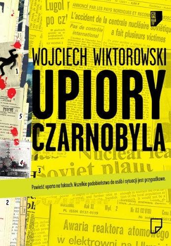 Okładka książki Upiory Czarnobyla
