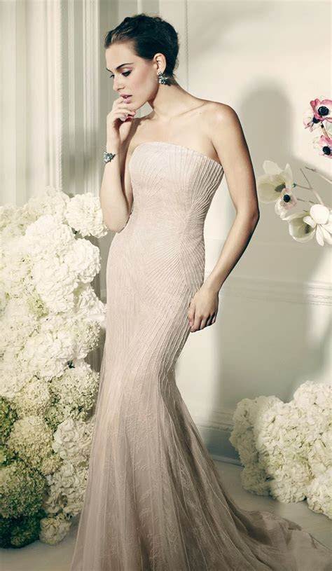Zac Posen 2014 Wedding Dresses at David?s Bridal!