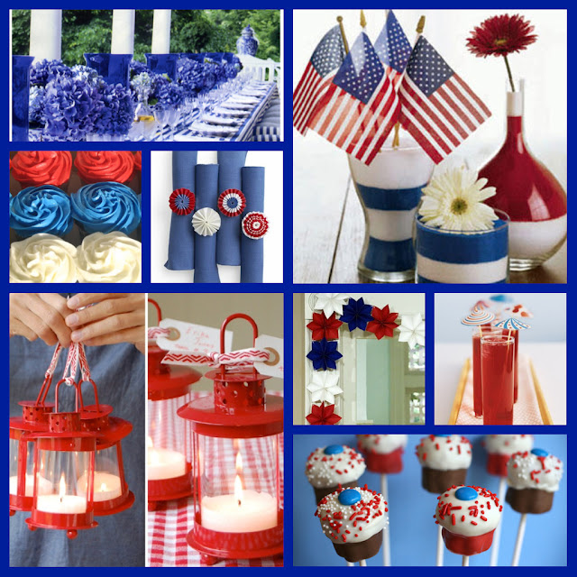 40 Irresistible 4th of July Home Decorations - ArchitectureArtDesigns.