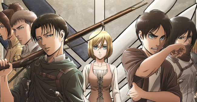 Attack on Titan season 3 review | Anime Reviews