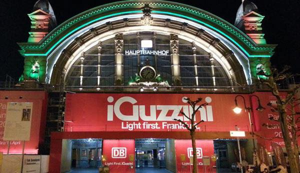 iguzzini frankfurt1 iGuzzini, diseño italiano aplicado a la luz